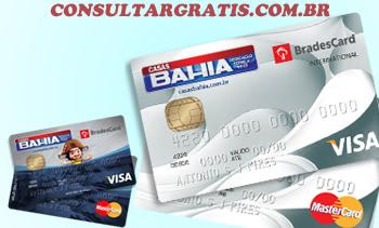 Como fazer o cartão Casas Bahia