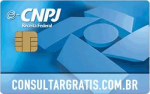 Consulta CNPJ
