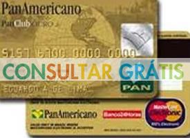 Cartão PanAmericano