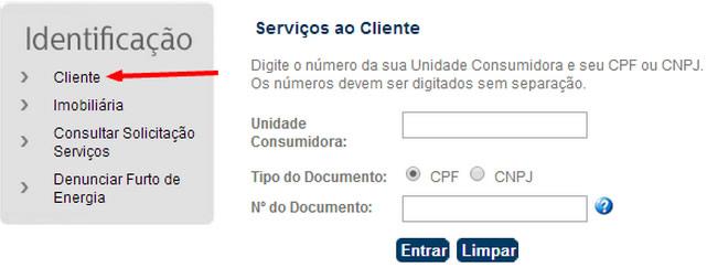 Serviço ao Cliente - CELPA