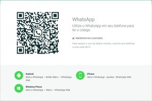 Whatsapp no Computador