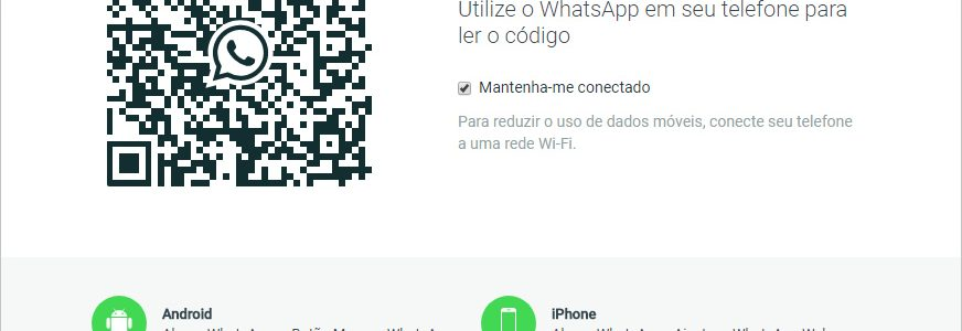 Como usar o Whatsapp no PC – Sem o celular