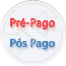 Diferença entre Pré-Pago e Pós-Pago