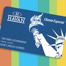 Como fazer cartão de crédito Havan
