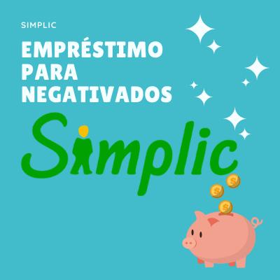 Simplic - Empréstimos para negativados