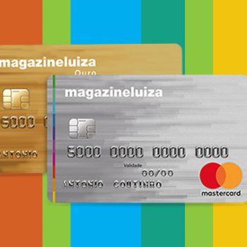 Como fazer cartão de crédito Magazine Luiza