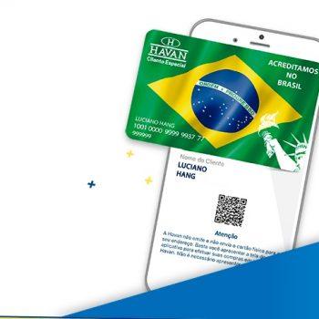 Fatura do cartão de Crédito havan – Segunda via