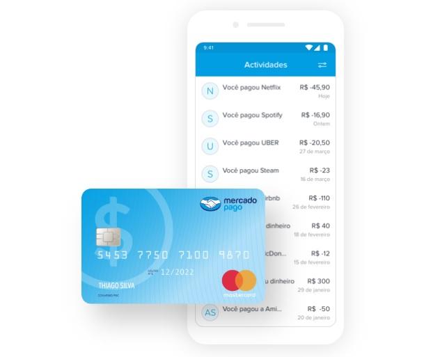 Como fazer cartão de crédito Mercado Pago
