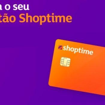 Cartão Shoptime – Solicitar