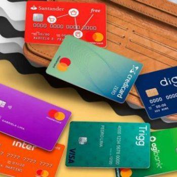 Cartão de Crédito de Bancos Digitais