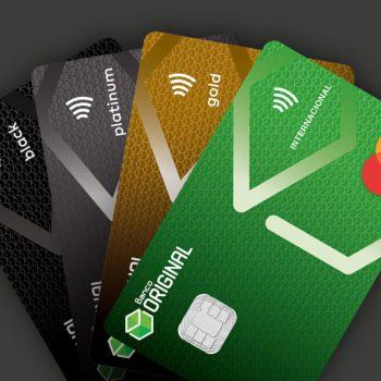 Como fazer cartão de crédito Original