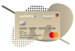 cartão de crédito pntofrio