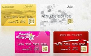 cartões de crédito Sorocred