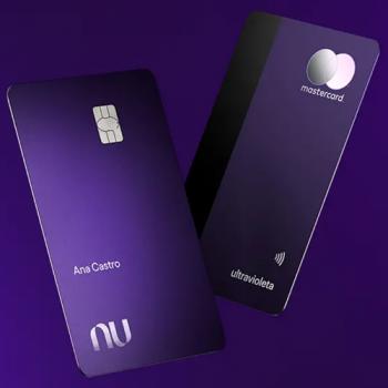 Cartão de Crédito Ultravioleta do Nubank
